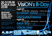 VisiON's B-Day