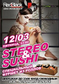 Stereo & Sushi