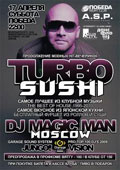 Turbo Sushi (the best of house 1995-2010)