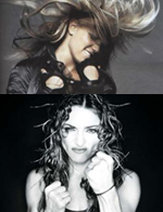 MADONNA vs. BRITNEY SPEARS