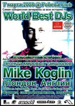 WORLD BEST DJs
