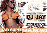 RnB SUPERSTAR PARTY