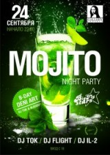 MOJITO NIGHT PARTY